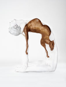 joga pozycja wielbłąda