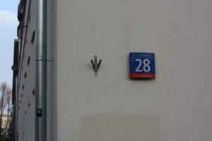 Racławicka 28 - adres Pracowni