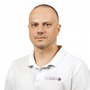 Bartosz Niedaszkowski - główny fizjoterapeuta YogaMedica