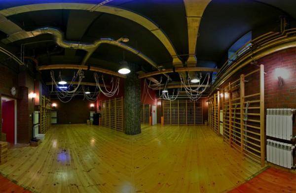 Sala ćwiczeń YogaMedica
