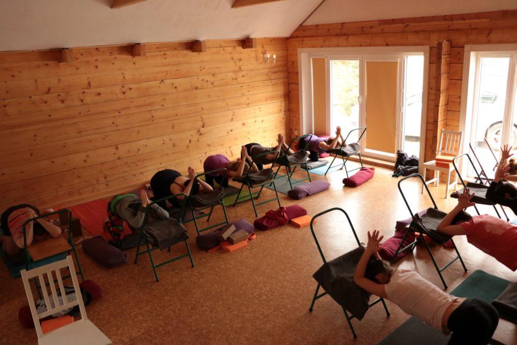 Majówka Yoga Medica w Uroczysku Sosnówka