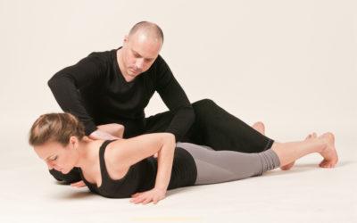 Yoga kręgosłupa poziom 1