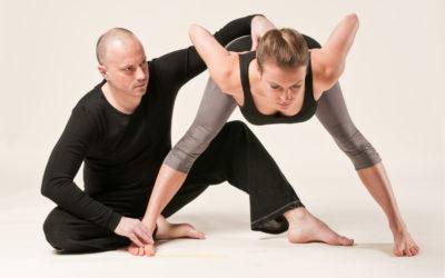 Indywidualne sesje jogi