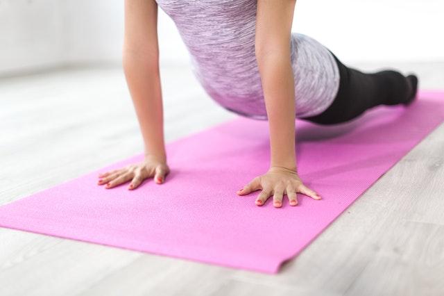 sprzęt do yogi